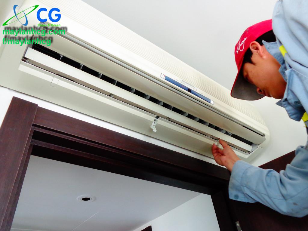Báo giá Bảo trì máy lạnh tphcm