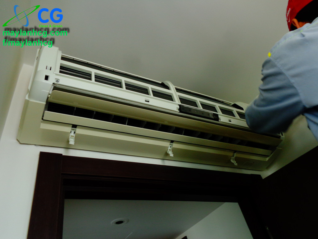Dịch vụ bảo trì máy lạnh tốt nhất tphcm