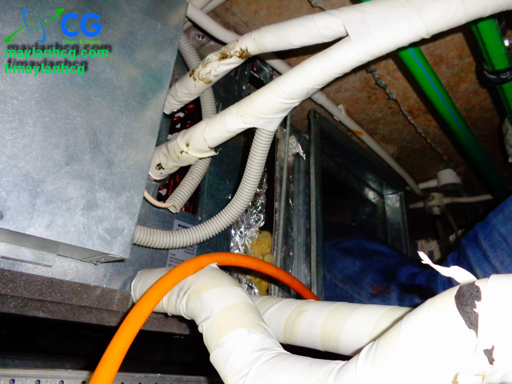 Dịch vụ bảo trì máy lạnh giá rẻ