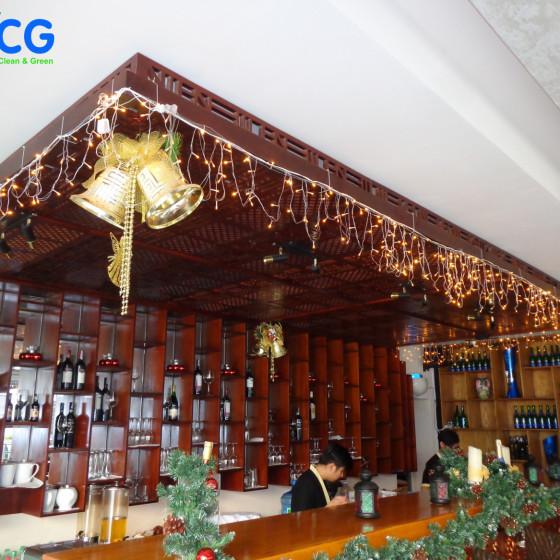 Nhà Hàng Đảo Kim Cương